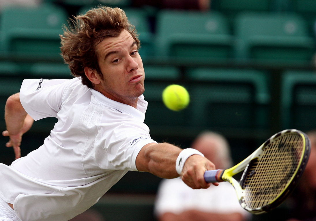 A Spotlight on Richard Gasquet