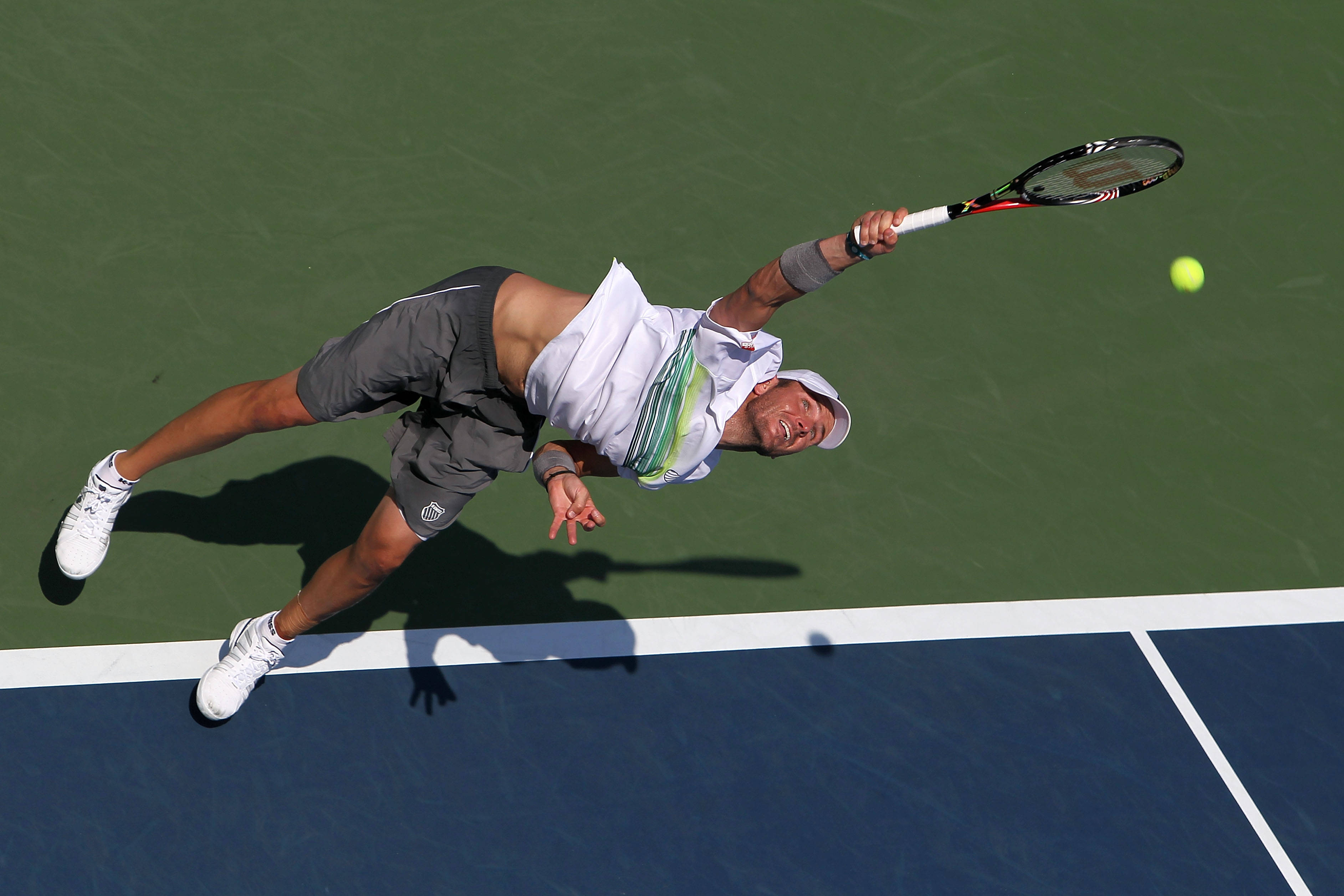 Mardy Fish Pulls Out Of US Open