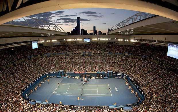 Australian Open 2013 Dates