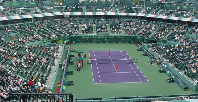 Sony Open Brings More Record Numbers To Miami