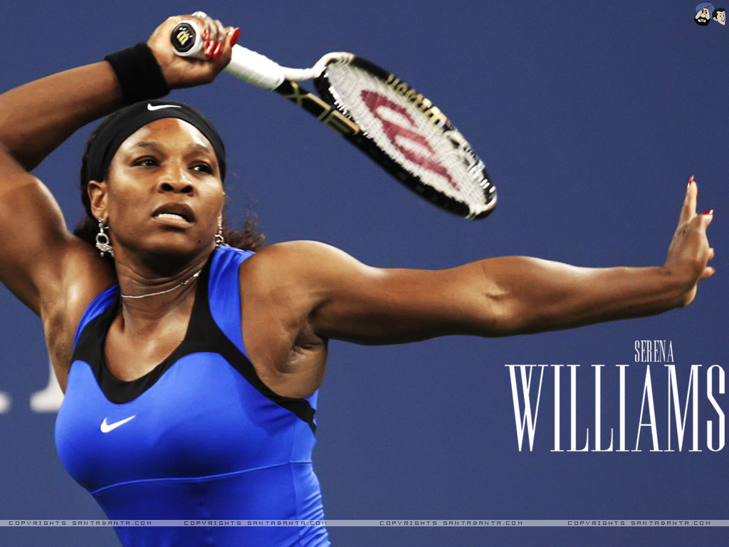 Serena Williams Announced 2012 Player of the Year