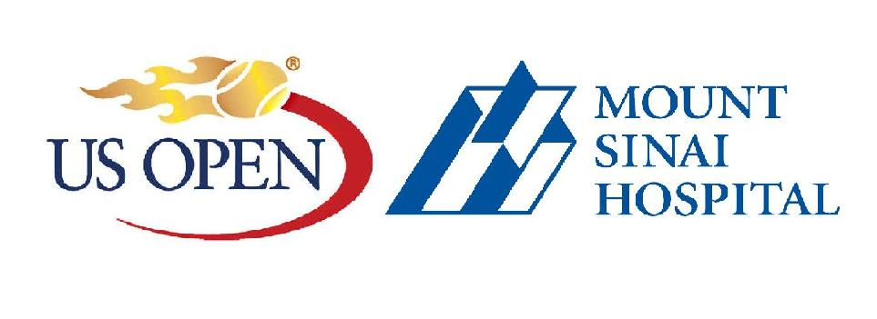 2013 US Open Teams Up With The Mount Sinai Medical Center
