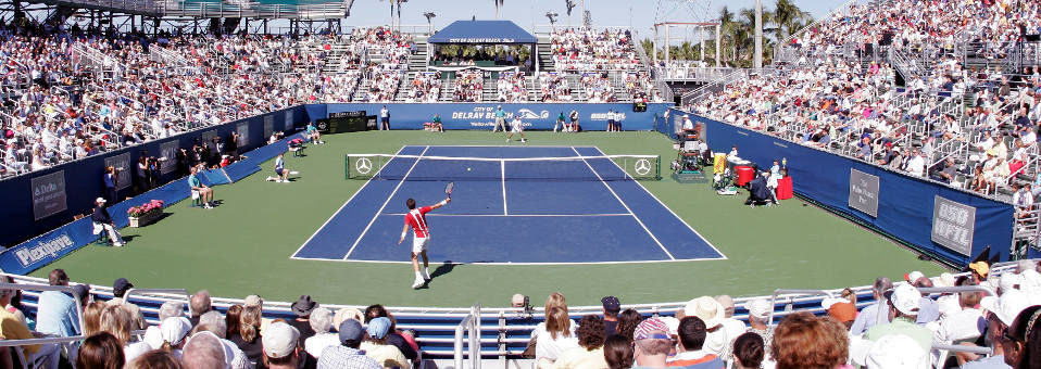 2014 Delray Beach Open Boasts $.5M Prize Money