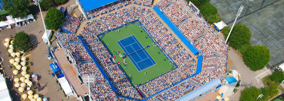 Annual Citi Open Prepares For Return In Late July