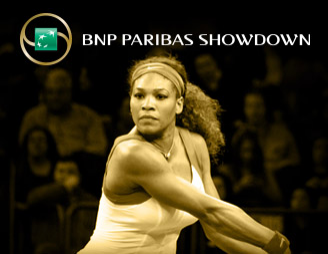 2015 BNP Paribas Showdown