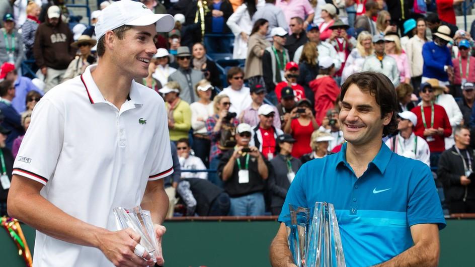 Match for Africa 4 - Roger Federer vs. John Isner
